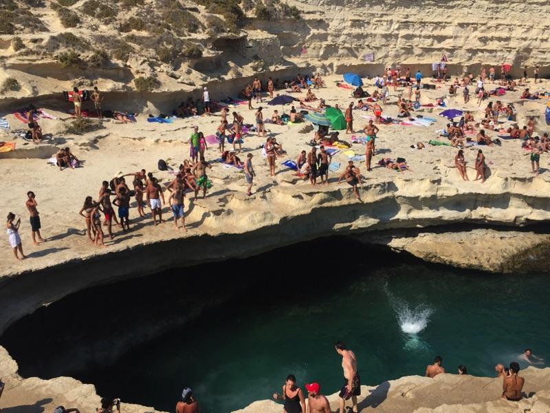 Cursos de ingles en Malta