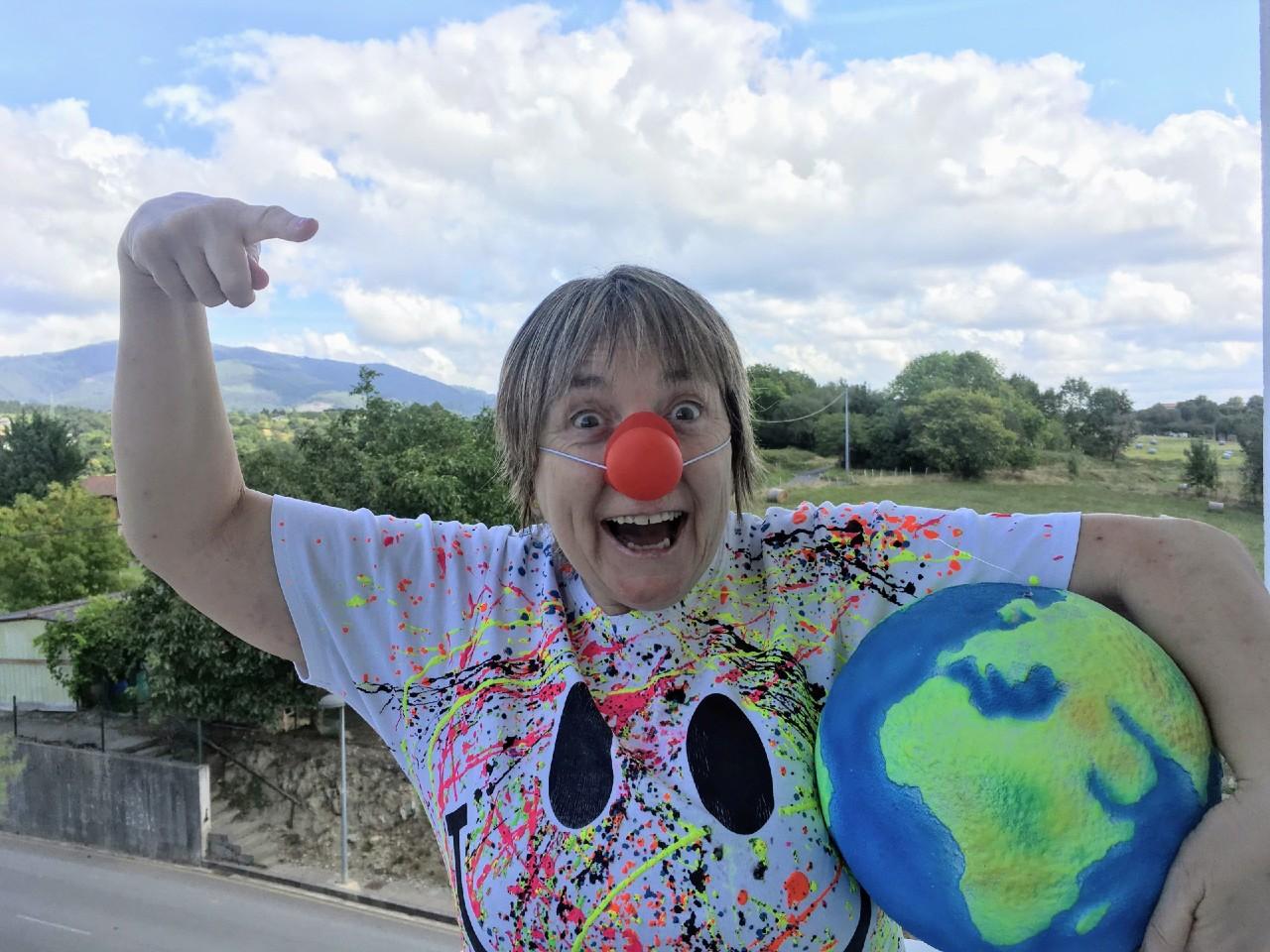 Moni Clown Globalk